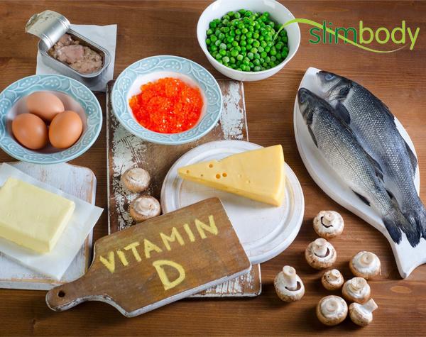 Vitamina D slimbody